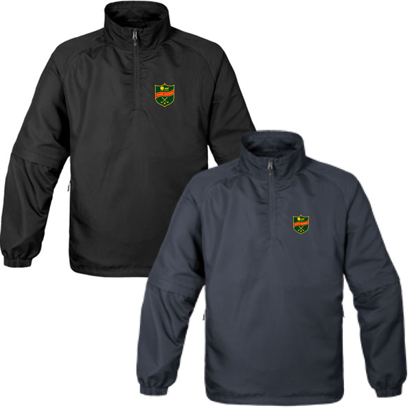 Golf windshirt jacket