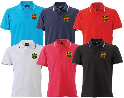 Herre polo shirt