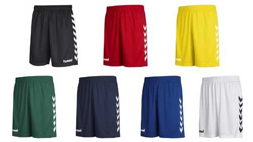 3be4e8bbd96 Hummel spilletøj: Hummel core shorts børn - Poul Holm Sport