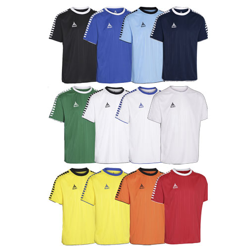 89e184eb Select spilletøj: Select argentina trøje - Poul Holm Sport