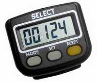 Select pedometer